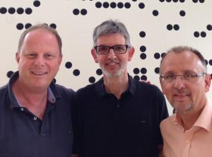 Denkraum21 Gastgeber: Stefan Götz, Winfried W. Skarke und Ralf Alexander Schnabel